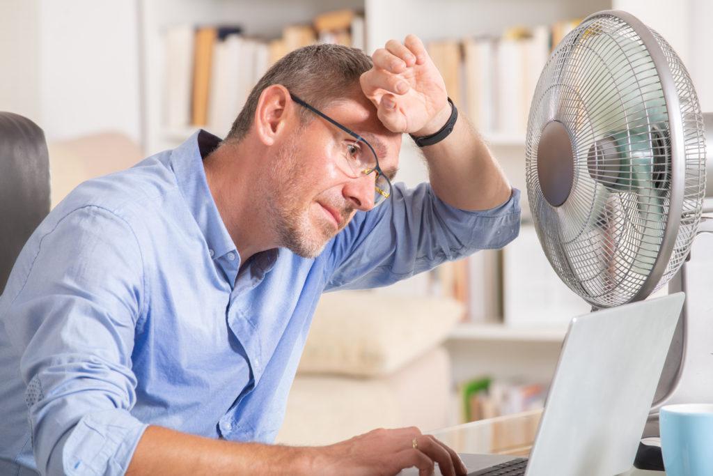 Hiperhidrosis: Aprende a controlar el exceso de sudor