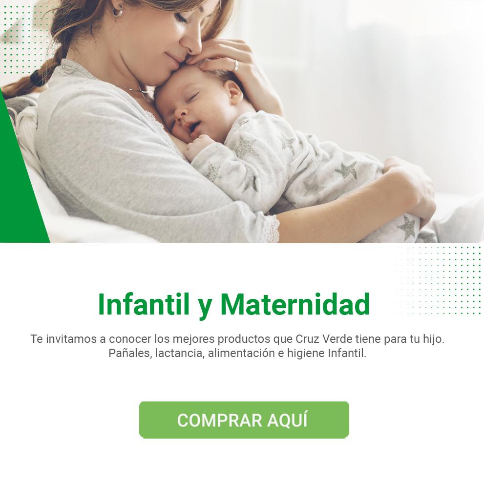 Infantil y Maternidad en Cruz Verde