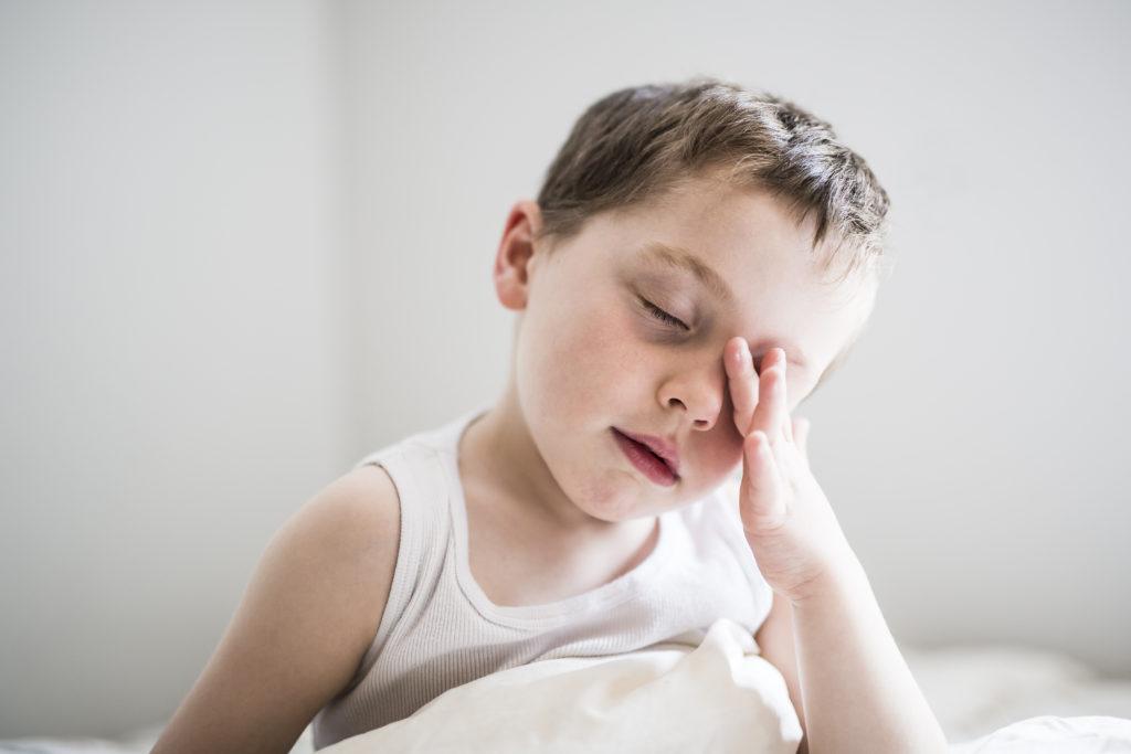 Insomnio infantil: ¿Qué lo produce y cómo abordarlo?